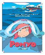 Cover-Bild zu Miyazaki, Hayao: Ponyo Picture Book