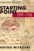 Cover-Bild zu Miyazaki, Hayao: Starting Point: 1979-1996