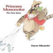 Cover-Bild zu Miyazaki, Hayao: Princess Mononoke: The First Story