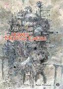 Cover-Bild zu Miyazaki, Hayao: The Art of Howl's Moving Castle