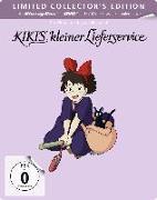 Cover-Bild zu Borcherding, Melina (Gelesen): Kikis kleiner Lieferservice (Limited Steelbook Edition)