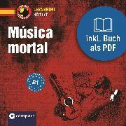 Cover-Bild zu Música mortal (Audio Download) von Fernández, María García