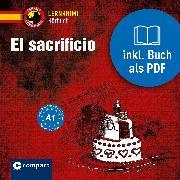 Cover-Bild zu El sacrificio (Audio Download) von Muñoz, Elena Martínez