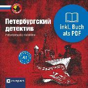 Cover-Bild zu Peterburgskij detektiw (Audio Download) von Shibarova, Anna