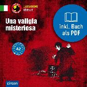 Cover-Bild zu Una valigia misteriosa (Audio Download) von Puccetti, Alessandra Felici