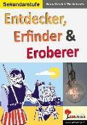 Cover-Bild zu Entdecker, Erfinder & Eroberer (eBook) von Koeck, Bandi