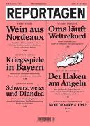 Cover-Bild zu Reportagen #38 von Federl, Fabian