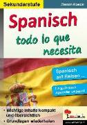 Cover-Bild zu Spanish all you need von Koeck, Bandi