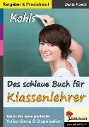 Cover-Bild zu Das schlaue Buch für Klassenlehrer von Koeck, Bandi