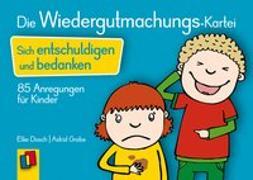 Cover-Bild zu Die Wiedergutmachungs-Kartei von Grabe, Astrid