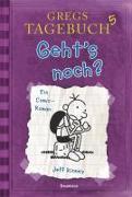 Cover-Bild zu Kinney, Jeff: Gregs Tagebuch 5 - Geht's noch?