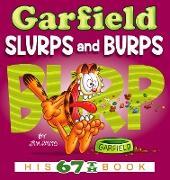Cover-Bild zu Davis, Jim: Garfield Slurps and Burps