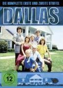 Cover-Bild zu Bel Geddes, Barbara (Schausp.): Dallas - Die komplette 1. & 2. Staffel