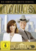 Cover-Bild zu Katzman, Leonard (Reg.): Dallas - Die komplette 3. Staffel (7 Discs)