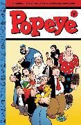 Cover-Bild zu Langridge, Roger: Popeye Volume 2