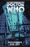 Cover-Bild zu Tipton, Scott: Doctor Who: Gefangene der Zeit