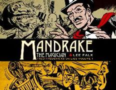 Cover-Bild zu Falk, Lee: Mandrake the Magician: Fred Fredericks Dailies Vol.1: The Return Of Evil - The Cobra
