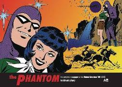Cover-Bild zu Lee Falk: The Phantom the complete dailies volume 17: 1961-1962