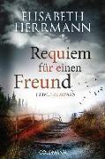 Cover-Bild zu Requiem für einen Freund von Herrmann, Elisabeth
