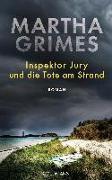 Cover-Bild zu Inspektor Jury und die Tote am Strand von Grimes, Martha