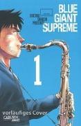 Cover-Bild zu Ishizuka, Shinichi: Blue Giant Supreme 1