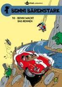 Cover-Bild zu Peyo: Benni Bärenstark 10. Benni macht das Rennen