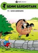 Cover-Bild zu Peyo: Benni Bärenstark 11. Susis Geheimnis