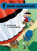 Cover-Bild zu Peyo: Benni Bärenstark 12. Schokolade und Knallbonbons