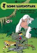 Cover-Bild zu Parthoens, Luc: Benni Bärenstark 14. Auf den Spuren des weißen Gorillas