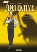 Cover-Bild zu Hanna, Herik: 7 Detektive: Nathan Else - Der Detektiv und der Tod