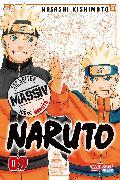 Cover-Bild zu Kishimoto, Masashi: NARUTO Massiv 9