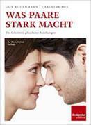 Cover-Bild zu Was Paare stark macht von Bodenmann, Guy