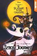 Cover-Bild zu D.J. Milky: Disney Manga: Tim Burton's The Nightmare Before Christmas - Zero's Journey Graphic Novel Book 1