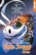 Cover-Bild zu D.J. Milky: Disney Manga: Tim Burton's The Nightmare Before Christmas - Zero's Journey Graphic Novel Book 2