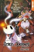 Cover-Bild zu D.J. Milky: Disney Manga: Tim Burton's The Nightmare Before Christmas - Zero's Journey Graphic Novel Book 3