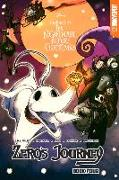 Cover-Bild zu D.J. Milky: Disney Manga: Tim Burton's The Nightmare Before Christmas -- Zero's Journey Graphic Novel Book 4