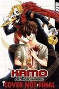 Cover-Bild zu Ban Zarbo: Kamo: Pact with the Spirit World manga volume 1 (English)