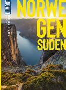 Cover-Bild zu Möbius, Michael: DuMont Bildatlas Norwegen Süden