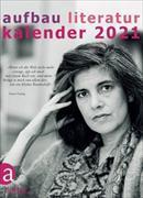 Cover-Bild zu Polojachtof, Catrin (Hrsg.): Aufbau Literatur Kalender 2021