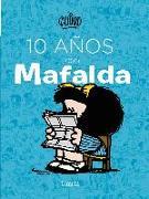 Cover-Bild zu Quino: 10 Años Con Mafalda / 10 Years with Mafalda