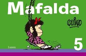 Cover-Bild zu Quino: Mafalda 5 (Spanish Edition)
