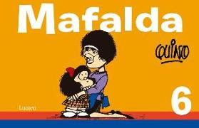 Cover-Bild zu Quino: Mafalda 6 (Spanish Edition)