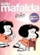 Cover-Bild zu Quino: Todo Mafalda ampliado