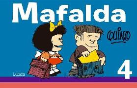 Cover-Bild zu Quino: Mafalda 4 (Spanish Edition)