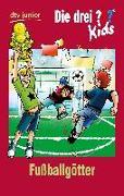 Cover-Bild zu Die drei ??? Kids 42 - Fußballgötter von Pfeiffer, Boris