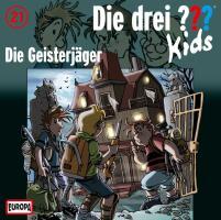 Cover-Bild zu Die Geisterjäger