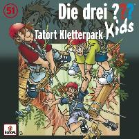 Cover-Bild zu Tatort Kletterpark von Blanck, Ulf
