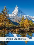 Cover-Bild zu Cal. Swiss Classic 2021 Ft. 31x40