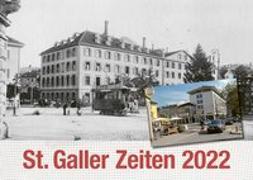 Cover-Bild zu Eisenhut, Mark (Hrsg.): St. Galler Zeiten 2022