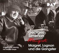 Cover-Bild zu Simenon, Georges: Maigret, Lognon und die Gangster